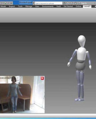 BVH Motion Capture Guide | Kinect Hacks