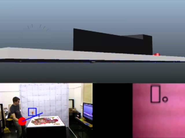 Kinect Autodesk MAYA   Kinect Hacks